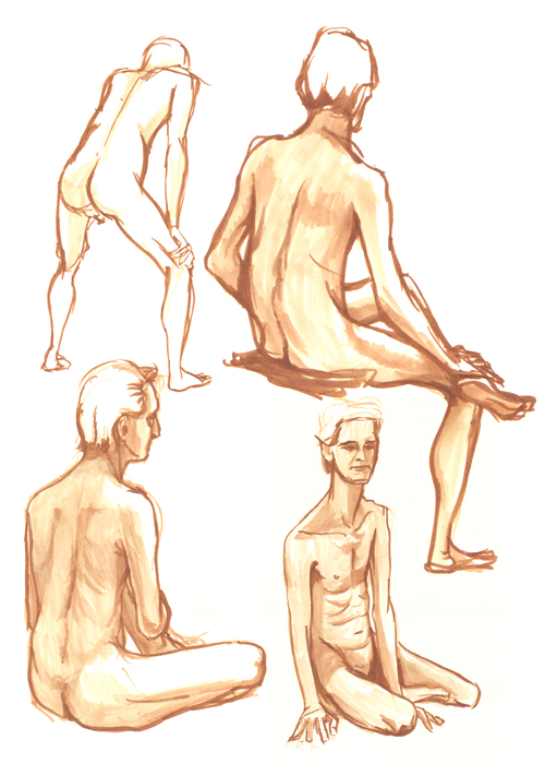 Life Drawing MICA